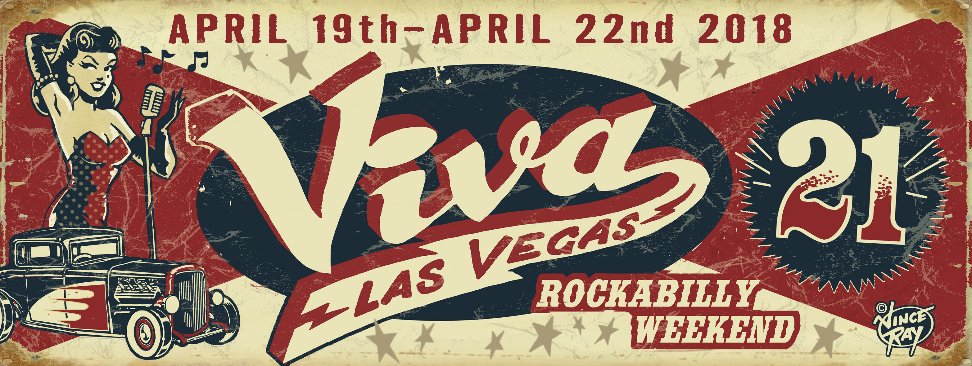 Viva Las Vegas Car Show Tickets