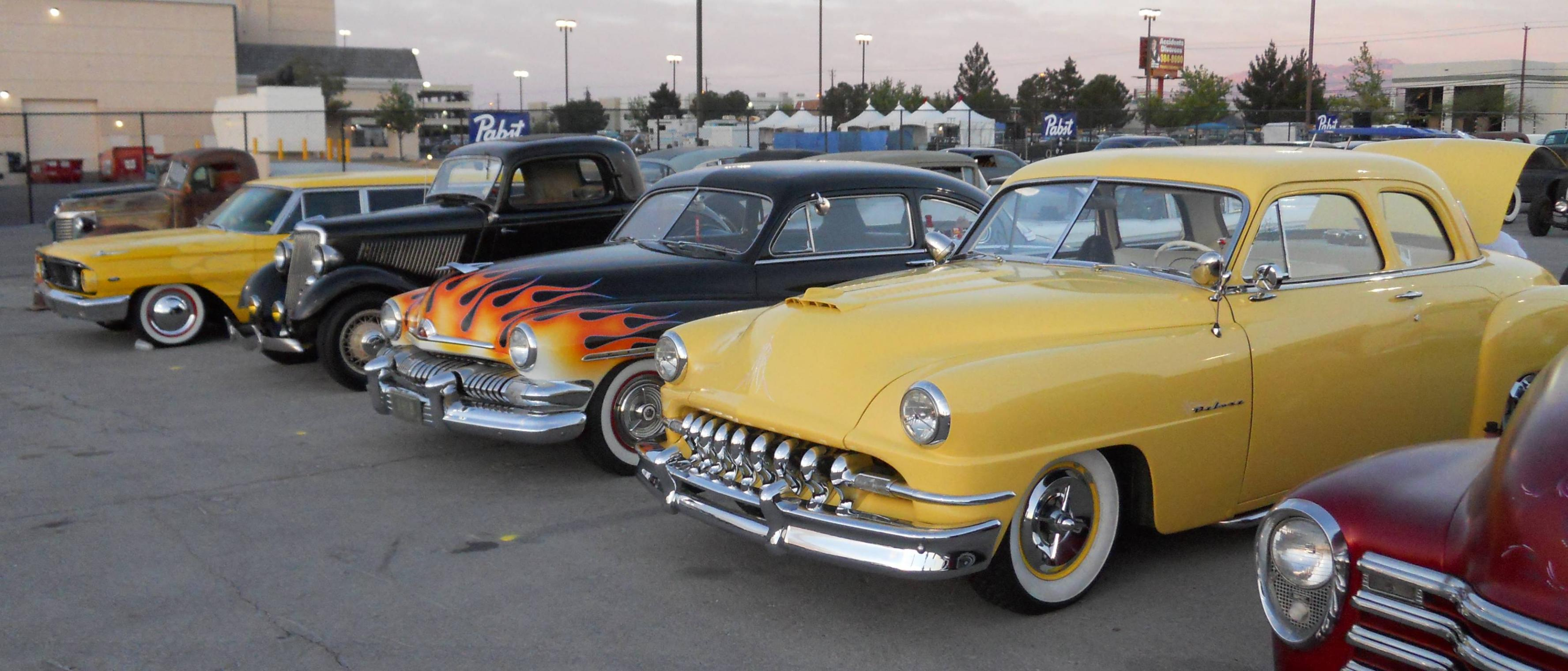 Viva Las Vegas Car Show - Car show in vegas today