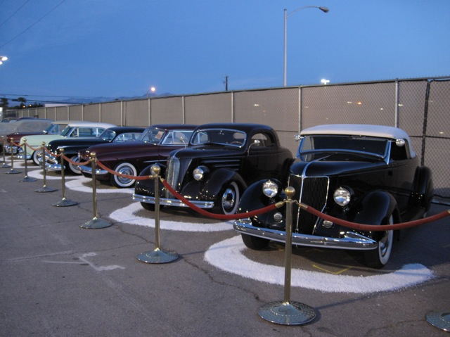 Viva Las Vegas Car Show - Vegas rockabilly car show