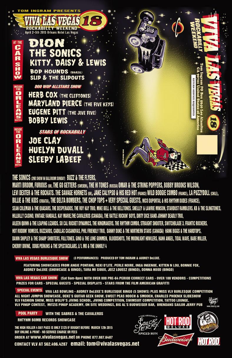 VLV18 Poster back