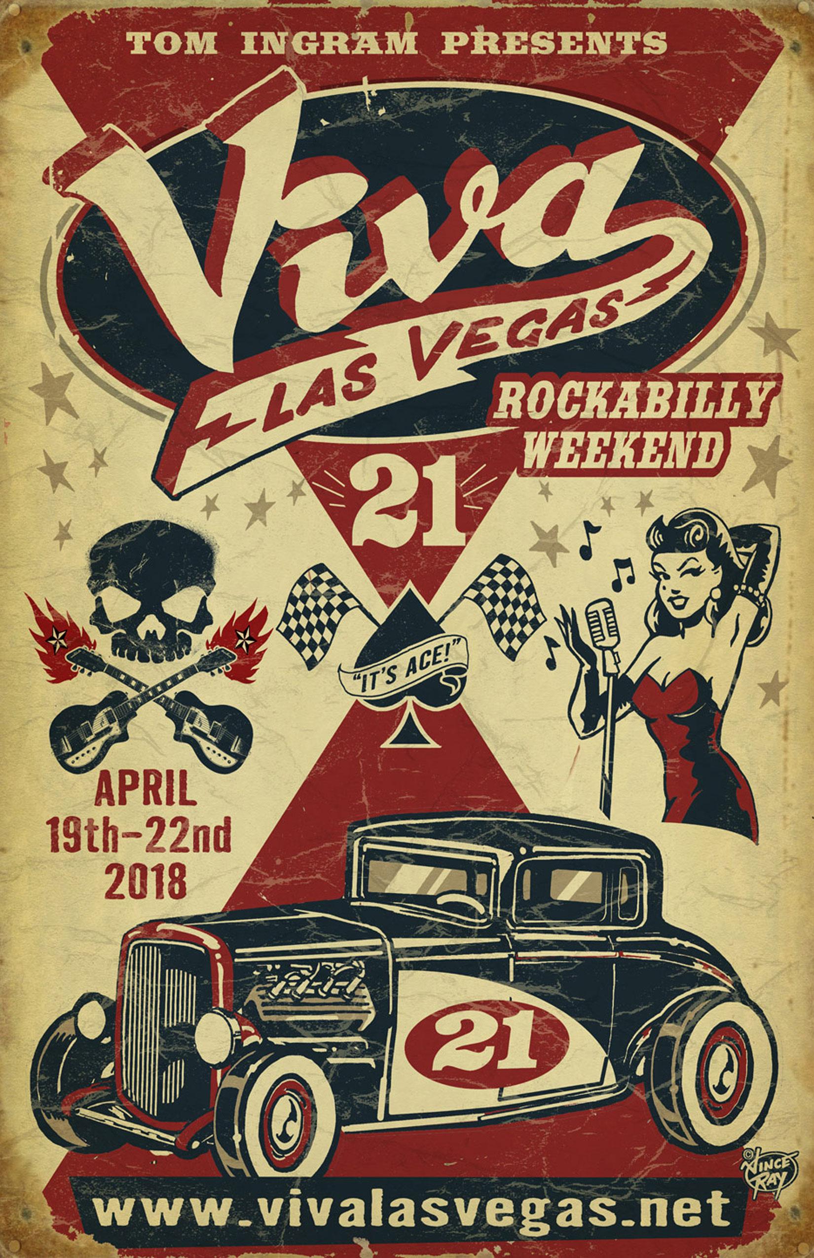 Viva Las Vegas: home