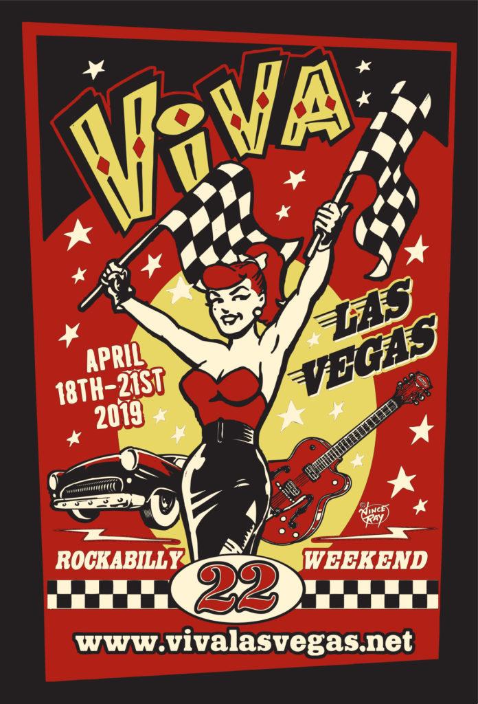 Viva Las Vegas Car Show Tickets