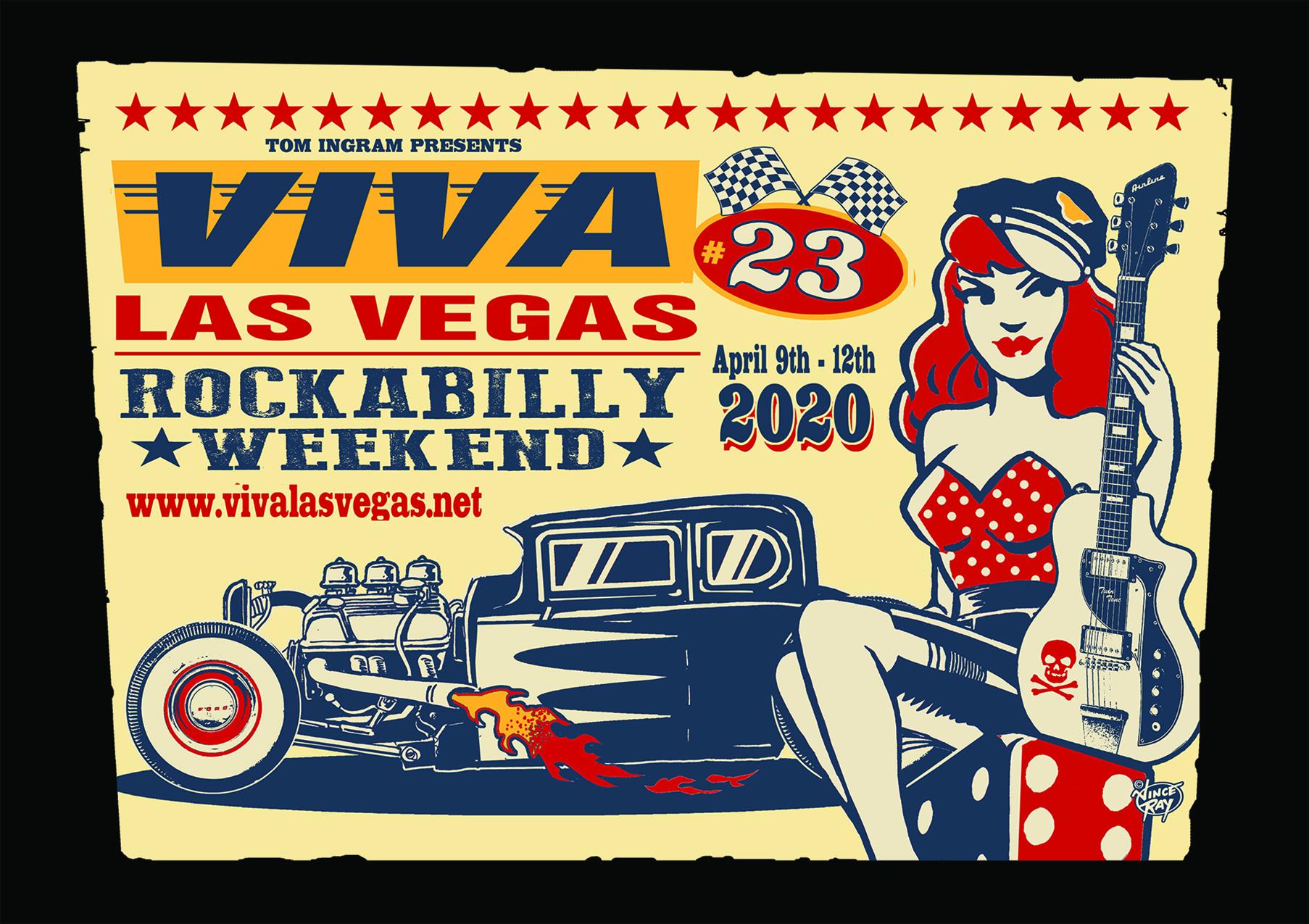Las Vegas Car Show 2020.Viva Las Vegas Home