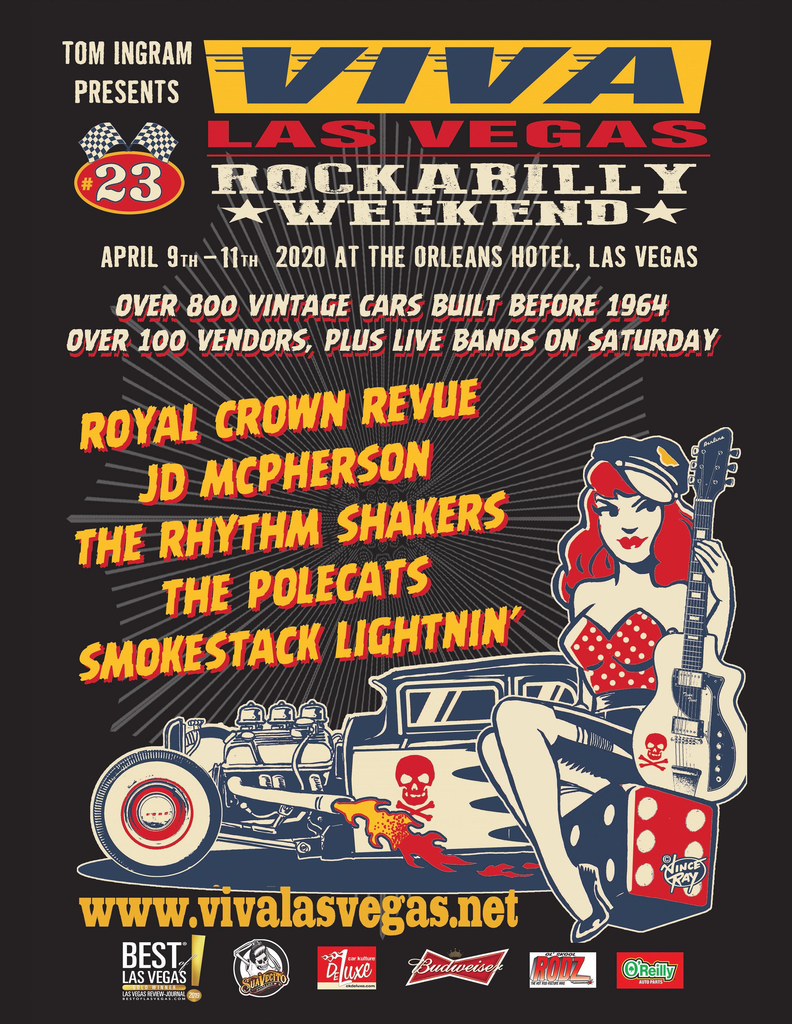 Viva Las Vegas 2020